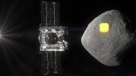 Getting the Dirt on Creation—inside OSIRIS-REx's First Close Look at Bennu