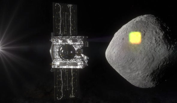 Getting the Dirt on Creation—inside OSIRIS-REx's First Close Look at Bennu
