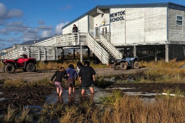 Alaska's Coastal Communities Face a Growing Climate Threat