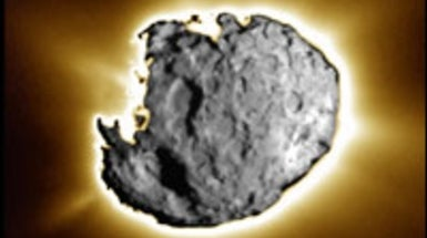 Images Reveal Wild 2 Is Unique Kind of Comet