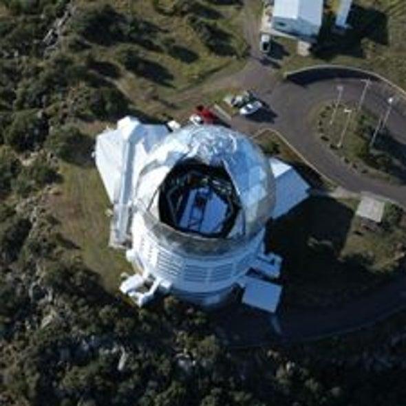 Novel Experiment Prepares to Join Dark Energy Hunt
