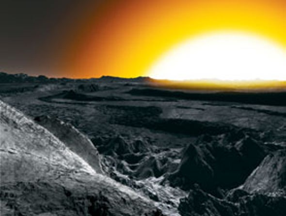 Carbon Planets Turn Earth's Chemistry on Its Head