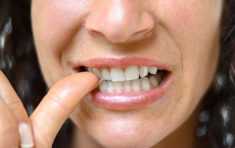 How to Stop Biting Your Nails (and Other Nervous Habits)