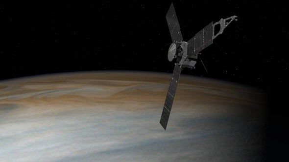 How Juno Will Peer Deep below Jupiter's Roiling Clouds