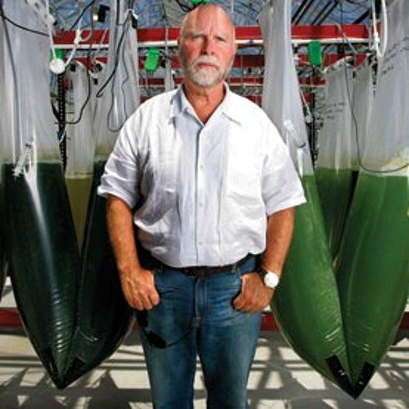 Craig Venter Explains How Pond Scum Will Save the World