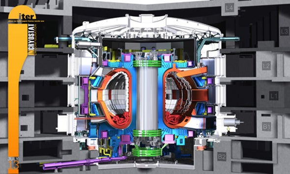 U.S. Plans for Future of Nuclear-Fusion Energy Research
