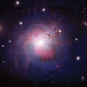 Astronomers Find Evidence of a Special Direction in Space