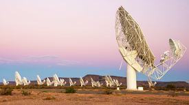 Supersensitive Telescope Gets Global Governing Body