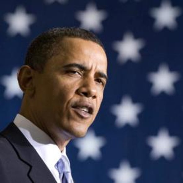 Obama Praises Mars Rovers, U.S. Science in Speech