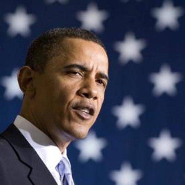 Obama Praises Mars Rovers, U.S. Science in Speech