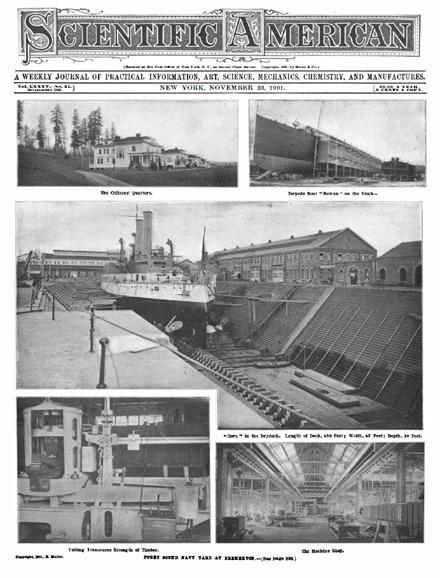 November 23, 1901