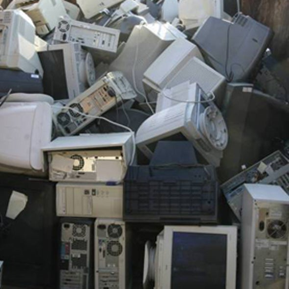 Urban Mining May Help Dispose of E-Waste