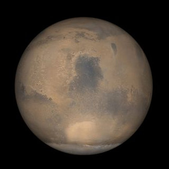 Methane on Mars: Is Something Organic Brewing on the Red Planet?