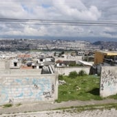 SITE IN ECUADOR: