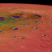 Best Images Ever of Mercury's Scorched Surface [Slide Show]