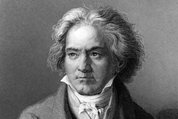 Computers Confirm Beethoven's Influence