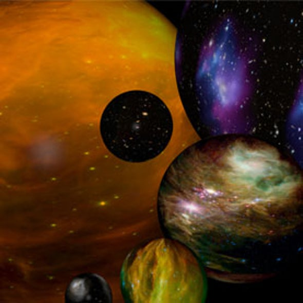 New Physics Complications Lend Support to Multiverse Hypothesis