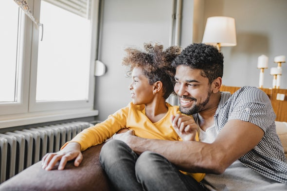 One Upside of COVID-19: Kids Are Spending More Time with Dads