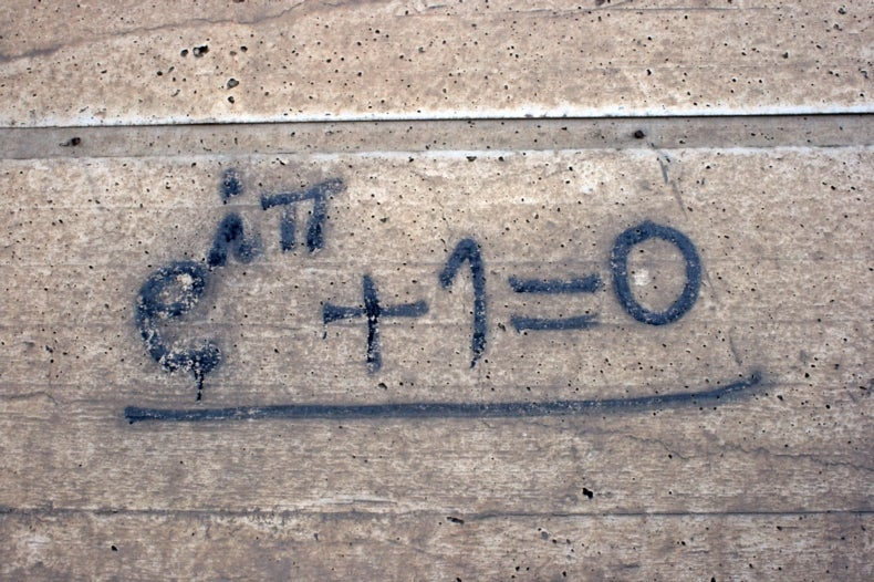 Equations Are Art inside a Mathematician's Brain