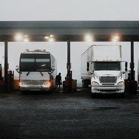 North Carolina Truck Stop