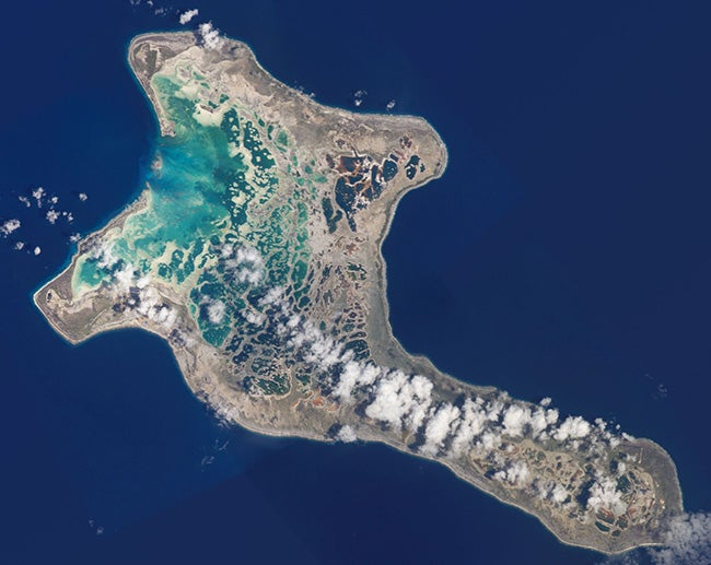Coral Reefs Provide Crystal Ball for Future Change