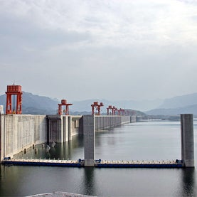 Climate Change Evaporates Part of China's Hydropower