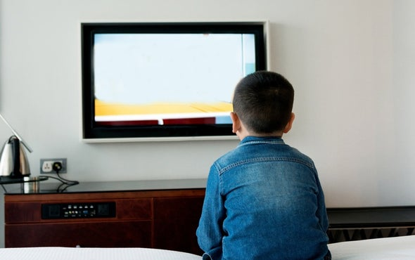 Television affecting children essays