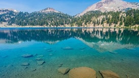 Reduced Snow Pack Could Alter Crystal-Clear Mountain Lakes