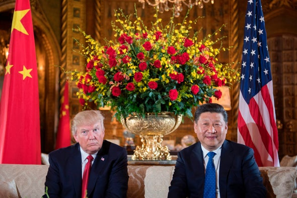China's Xi Outshines Trump as the World's Future Energy Leader