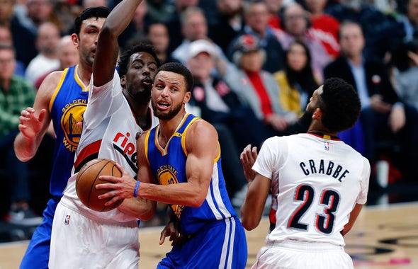 Do the Golden State Warriors Have Hot Hands?