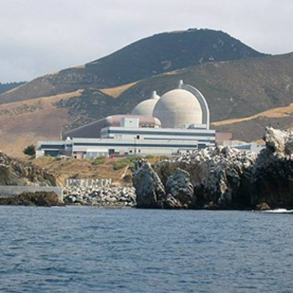 California Nuclear Power Plant Has Shaky Relationship with Seismic Surroundings