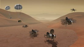 Where Will NASA Go Next? Saturn's Moon Titan, or Maybe a Comet