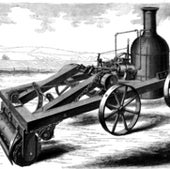 Steam Plow: