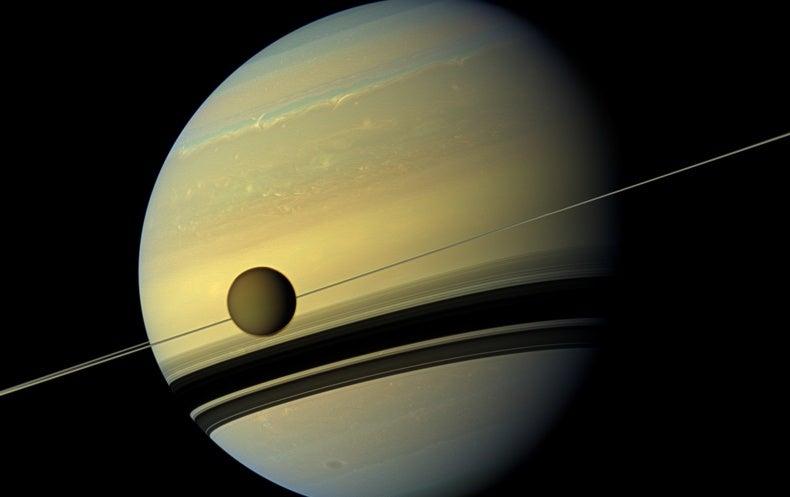 The Mystery of Titan's Expanding Orbit