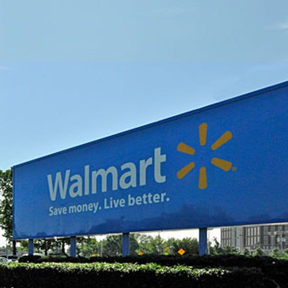Wal-Mart Requires Suppliers to Reveal Environmental Impacts