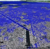 NAGOYA, JAPAN: Under one meter of sea level rise.