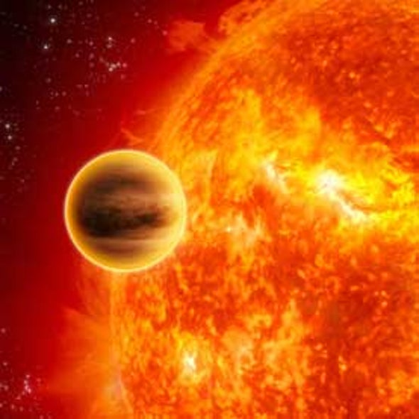 Puzzling Super-Dense Space Objects Could Be a New Type of Planet