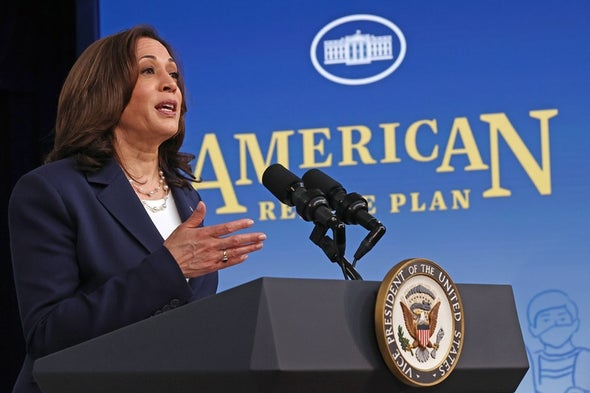 Kamala Harris Lays Out Economic Priorities, Skips Climate Change