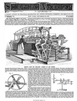 November 16, 1872