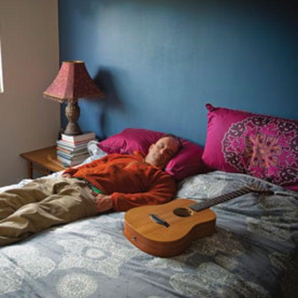 Sleepy Brains Think More Freely