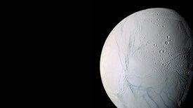 Enceladus's Buried Ocean Is Just beneath the Surface