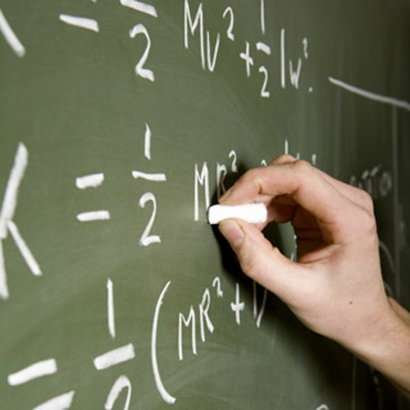 In Abstract: Avoid Concrete Examples When Teaching Math