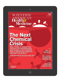 Scientific American Health & Medicine