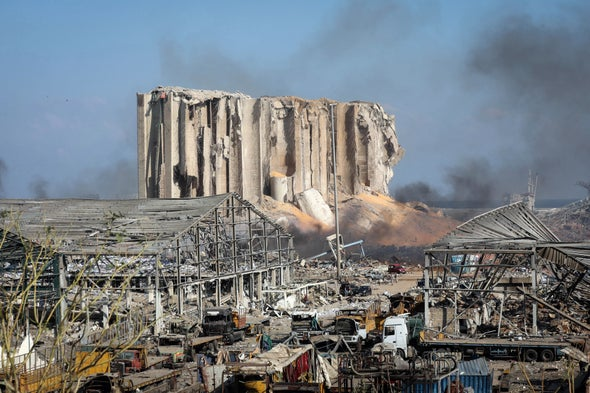 What Is Ammonium Nitrate, the Chemical That Exploded in Beirut?