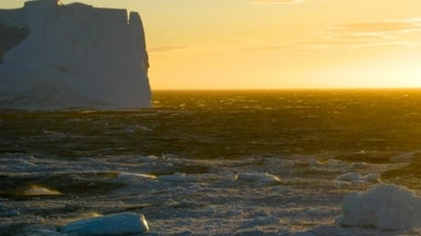 Global Warming Slows Antarctica's Coldest Currents
