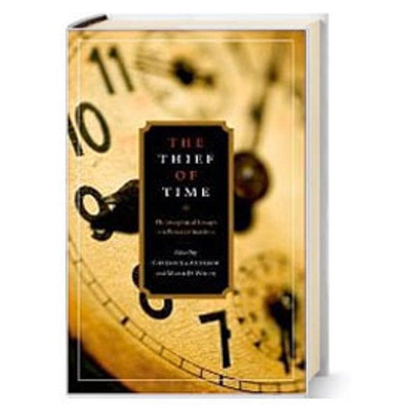 On Our Shelf: <i>Thief of Time</i>