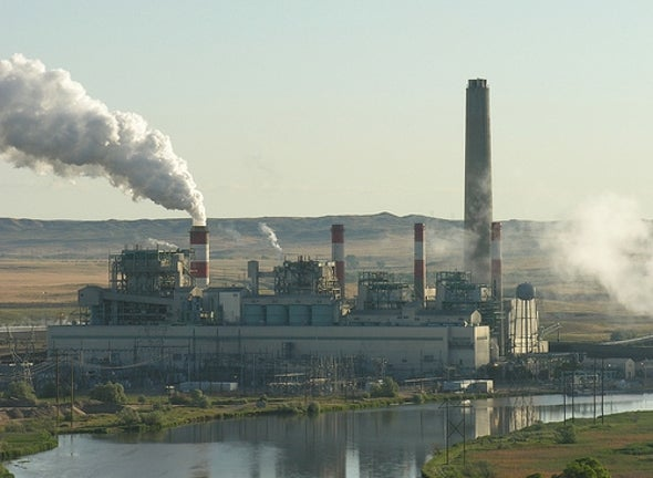 Coal Plants Will Emit 300 BIllion Tons of Future CO2