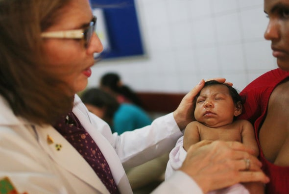 Up to 270 Microcephaly Cases Expected in Puerto Rico Due to Zika