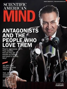 Scientific American Mind, Volume 30, Issue 1