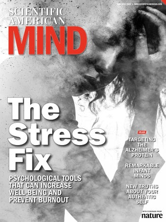 Scientific American Mind, Volume 31, Issue 3